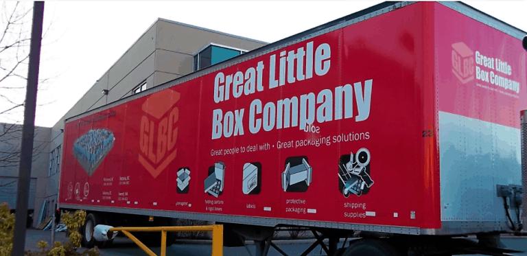 Semi-Trailer Truck Graphics