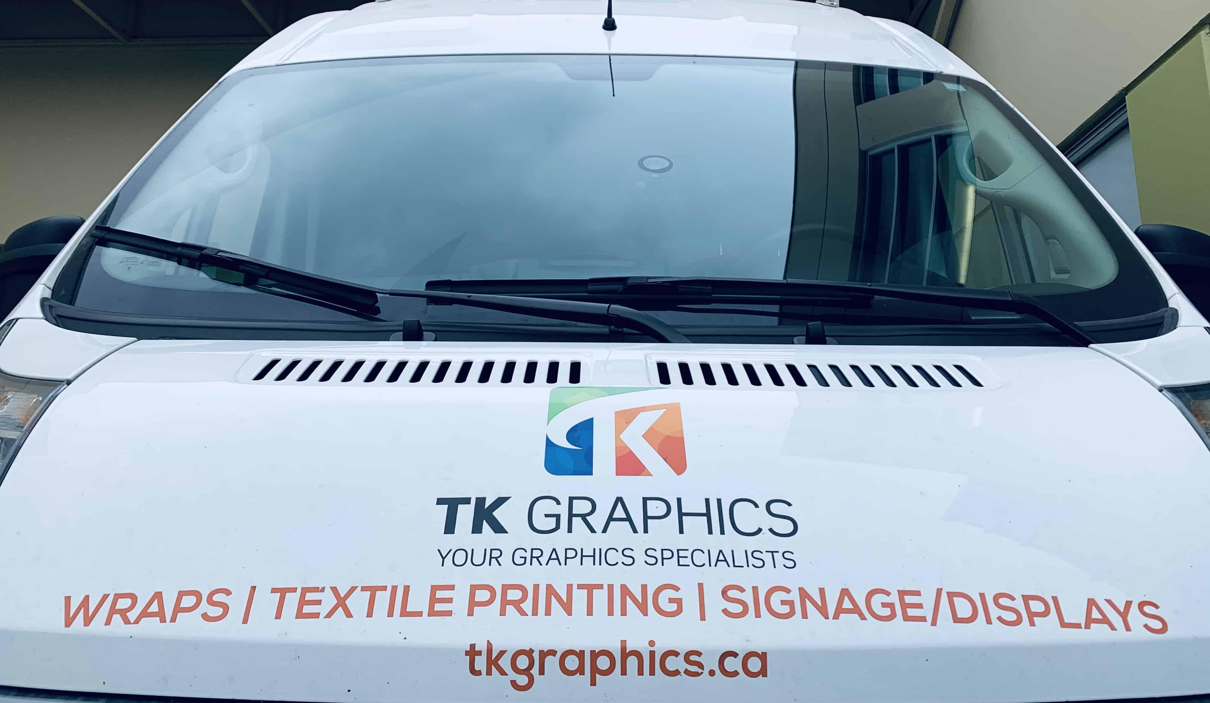 TK Graphics Vehicle