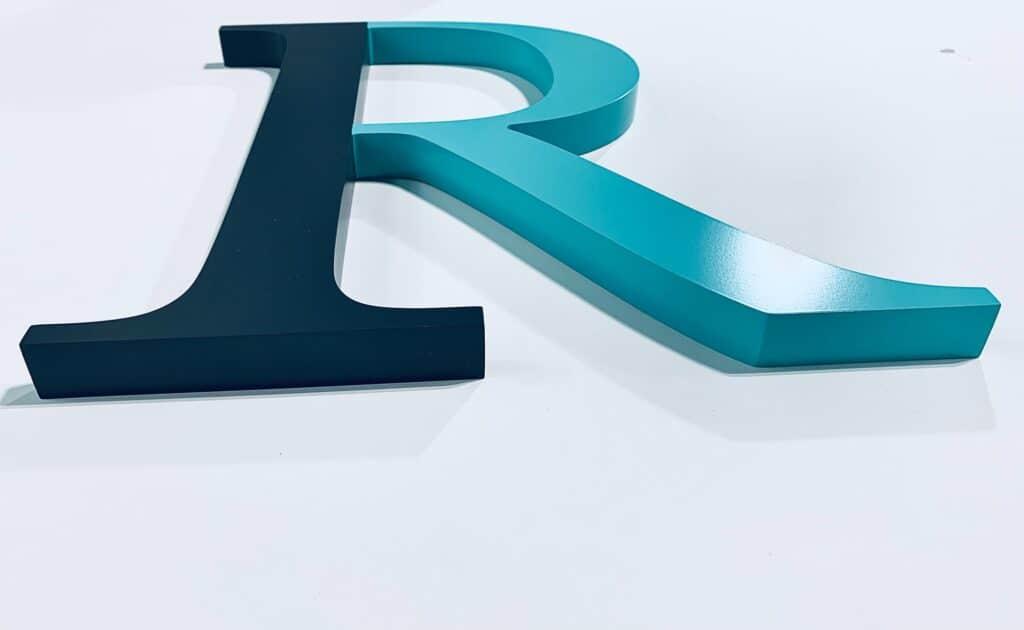 3D Letter/Logo