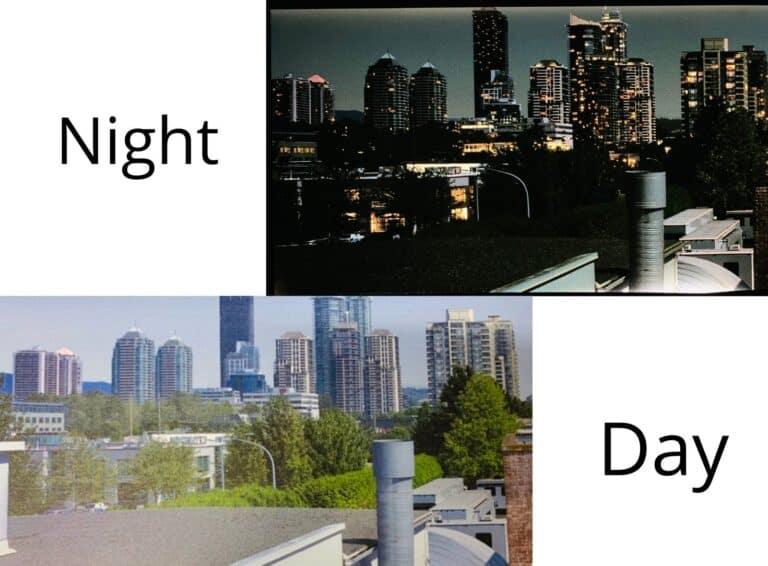 Day/Night Backdrop